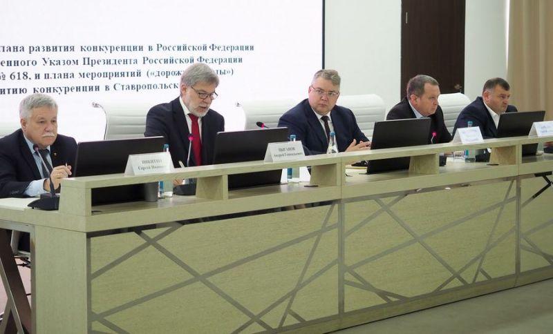 Андрей Цыганов: «Снижение количества нарушений в Ставропольском крае выше, чем в среднем по стране»